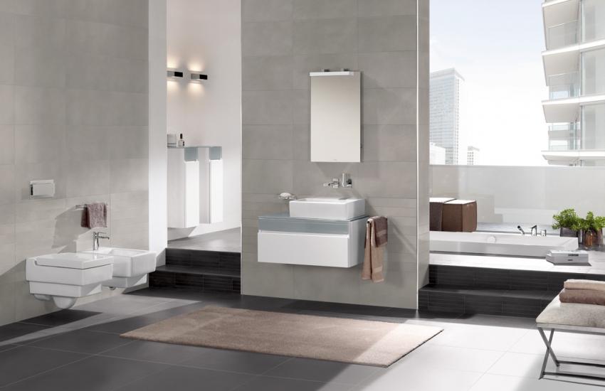 Im Badezimmer Sind Fliesen Dank Ihrer Hervorragenden Eigenschaften Nahezu  Unverzichtbar.